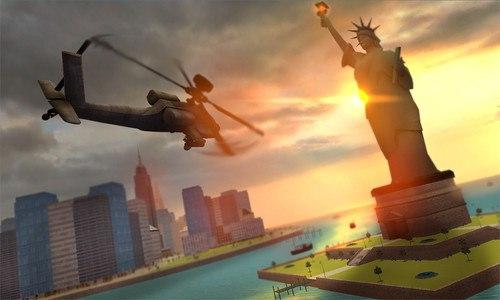 New York City Criminal Case 3D