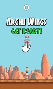 Archu Wings:Angel flappybirds