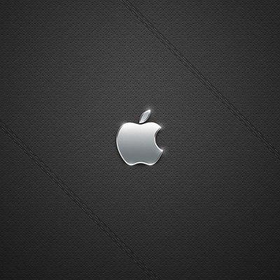 Leather Apple Logo