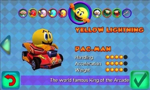 PAC-MAN Kart Rally by Namco