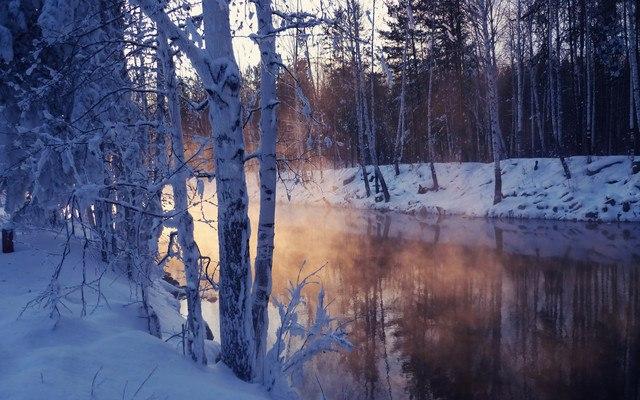 Siberia Winter