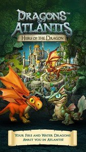 Dragons of Atlantis: Heirs