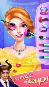 Beauty Makeup - Save Prince