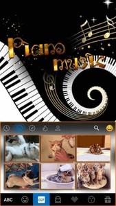 Piano Music Kika Keyboard