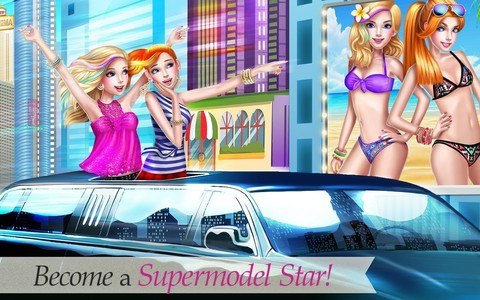 Supermodel Star