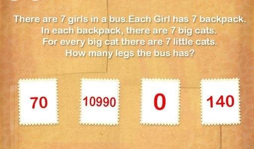 Preschool IQ Test For Kids