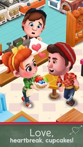 Bakery Story 2 Love & Cupcakes