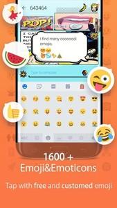 Hi Keyboard - Emoji,Theme