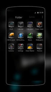 Black (Nero) Windows Theme