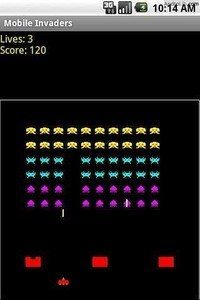 Mobile Invaders (Free)