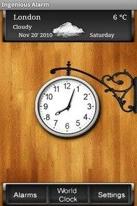 Ingenious Alarm