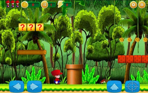 Jungle World of Mario