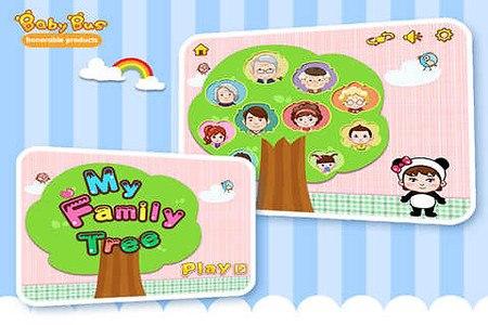 Family Tree by BabyBus