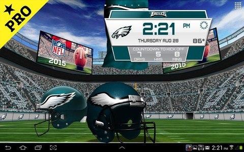 NFL 2015 Live Wallpaper