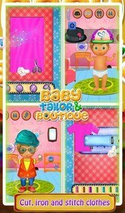 Baby Tailor And Boutique