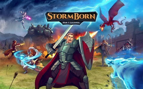 StormBorn: War of Legends