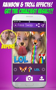 Snappy Photo Filters Sticker