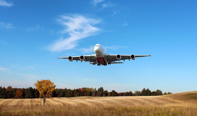 Emirates Airlines - Airbus A380