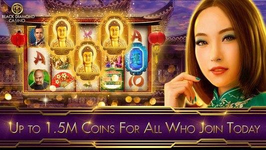Slots - Black Diamond Slots