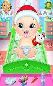 My Newborn Sister-Xmas Miracle