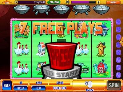 Jackpot Party Casino - Slots