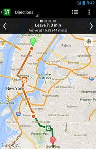 Transit App: Metro, Bus, Bike