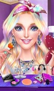 Pop Star Hair Stylist Salon