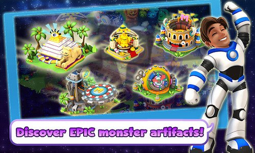 Monsterama Planet