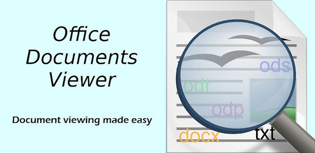 Office Documents Viewer (Free)
