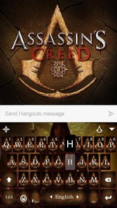 Assassin's Creed Kika Keyboard
