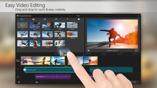 PowerDirector – Video Editor