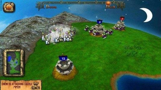 Castle Warriors
