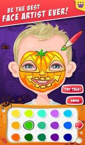 Fab Face Artist - Kids Game