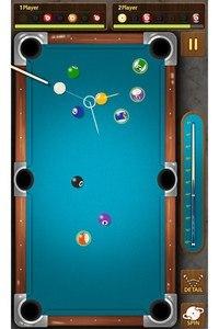 The king of Pool billiards