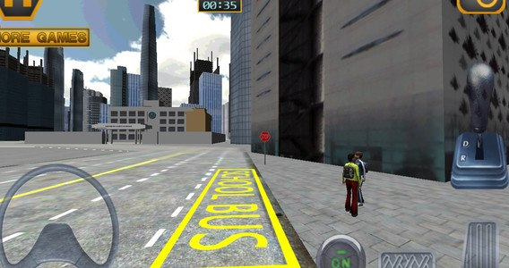 Schoolbus Driving 3D Simulator