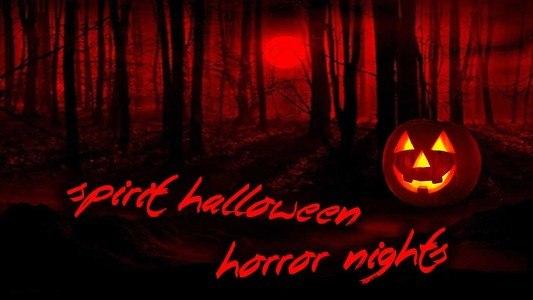 Spirit Halloween Horror Nights