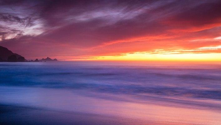 Rockaway Beach Sunrise