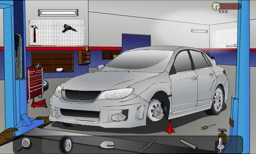 Rebuild A Car