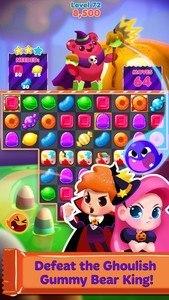 Candy Blast Mania: Halloween