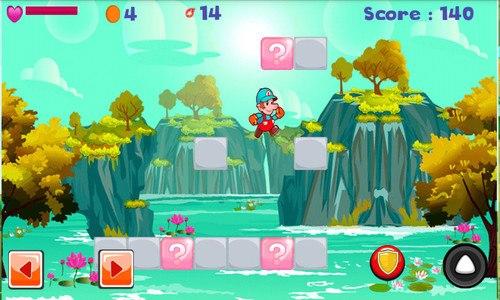 Super Maryo Running Free game