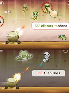Alien invasion(shoot)