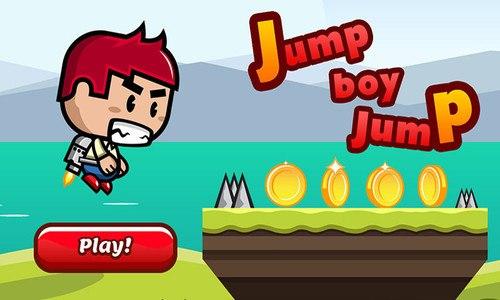 Smart Jumper Boy