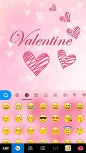 Valentine Kika Keyboard