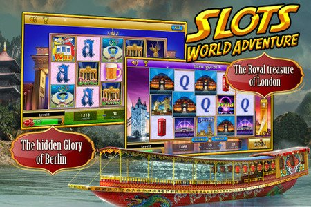 Slot Machines - FREE!