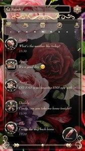 (FREE) GO SMS ROSR PENOY THEME