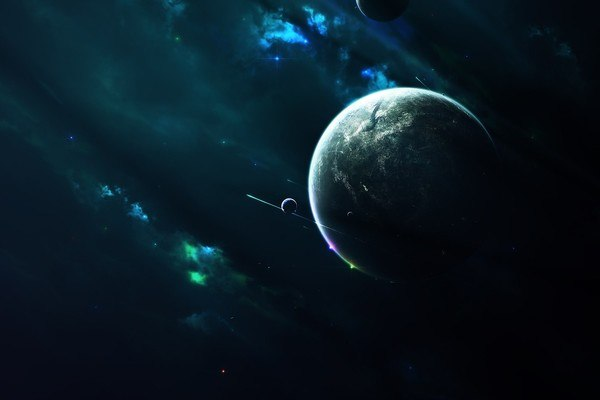 Cosmic Earth