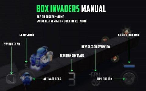 Box Invaders