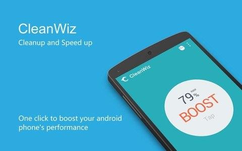 CleanWiz (Cleanup & Speedup)