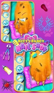 Kitty Fancy Nail Salon Shop