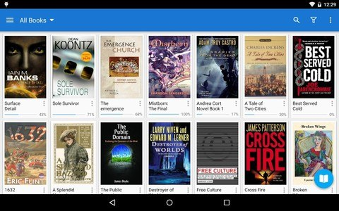 book of rar android